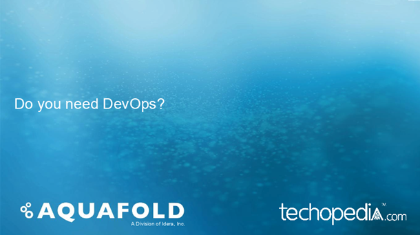 Do You Need DevOps?