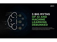 [Free eBook] 5 Big Myths of AI and Machine Learning Debunked