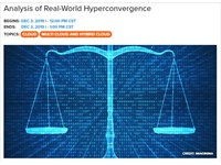 [Free Live Webinar] Analysis of Real-World Hyperconvergence | December 3, 2019 | 12:00 PM - 1:00 PM CDT
