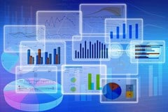 What are network management services and how does the use of analytics here contribute to better IT management?